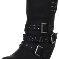 Not Rated Women's Outsider Ankle Boot
