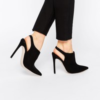 ASOS PLAY IT COOL Pointed High Heels