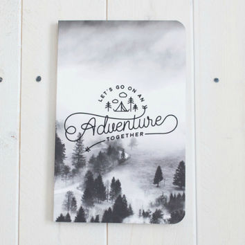 Adventure Soft Cover Notebook