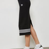 adidas Originals Womens Three stripes Black Skirt