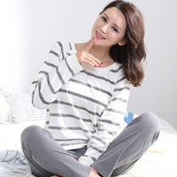 Pajamas sets Plus size pyjamas home clothes bust 96-112cm  nightwear  Sleepwear  Pajamas Women Female  Pajama Cotton Pajamas