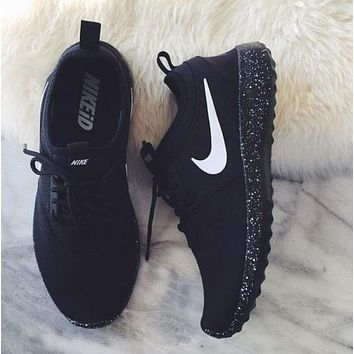 NIKE Roshe One Print Premium Women Men Casual Running Sport Shoes Sneakers Shoes