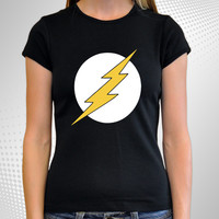 The Flash Big Bang Theory t-shirts