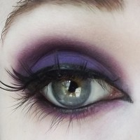 Royal Purple Eyeshadow from Concrete Minerals