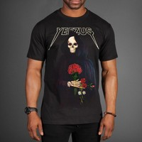 Yeezus Skeleton Rose Tour T-Shirt - WEHUSTLE | MENSWEAR, WOMENSWEAR, HATS, MIXTAPES & MORE