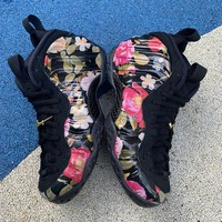 "Air Foamposite One ""plum blossom"" 314996-012"