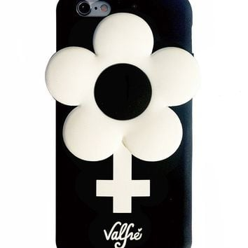 Flower Power 3D iPhone Case