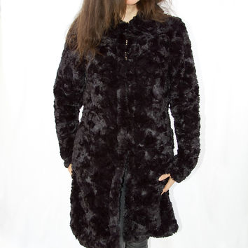 Faux Fur Jacket by Dylan