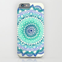 Deep Forest Flower iPhone & iPod Case by Tangerine-Tane