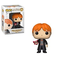 Ron Weasley with Howler Funko Pop! Harry Potter