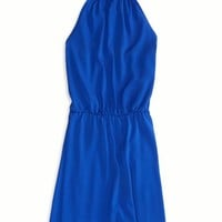 AEO Women's Halter Party Dress
