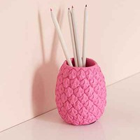 Mustard Gifts Pineapple Cup Desk Organizer - Urban Outfitters