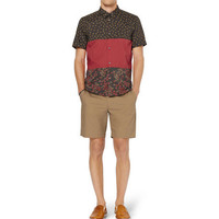 Marc by Marc Jacobs Short-Sleeved Printed Cotton Shirt | MR PORTER