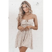 Fall For It Floral Dress