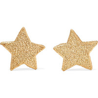 Carolina Bucci - Florentine 18-karat gold earrings
