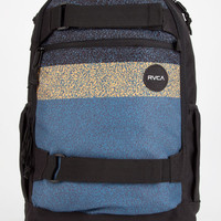Rvca Push Skate Fusion Backpack Black One Size For Men 26895310001
