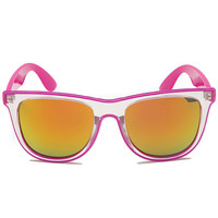 Summer Break Sunglasses - Pink
