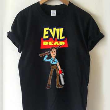 Toy Story Evil dead T-shirt Men, Women Youth and Toddler