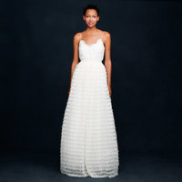J.Crew Womens Ribbon And Tulle Ball Gown Skirt