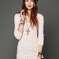 Free People Masquerade Belle Tunic