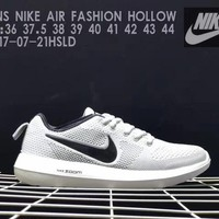 Nike Air Fashion Hollow knitting shoes nike shoes for men and women 07