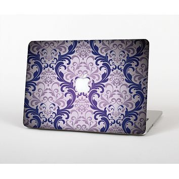"""The Royal Purple Laced Wallpaper Skin for the Apple MacBook Air 13"""""""