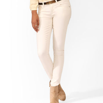 Fitted Skinny Jean