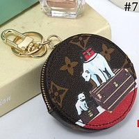 LV Louis Vuitton Keychain Pendant Creative Coin Purse New Coin Bag F-MYJSY-BB #7