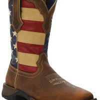 Durango Women's Lady Rebel Patriotic Boot