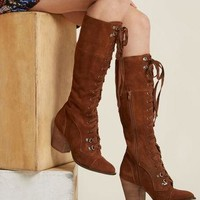 Centuries of Style Knee High Boot