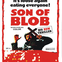 Son of the Blob by OBEY ZOMBIE
