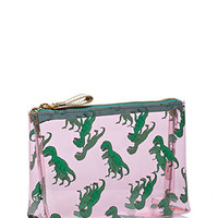 T. Rex Cosmetic Pouch