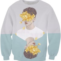 Double Troyeble Sweater