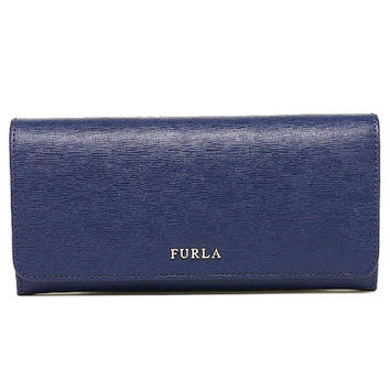 Women's Babylon XL Bifold Furla Navy Wallet