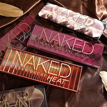 Naked make up Naked 1 Naked 2 Naked 3  Naked 5 naked heat Eyeshadow Palette