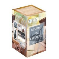 Reserve Du Chateau 4 Week Wine Kit, California Zinfandel Blush, 17.5-Pound Box