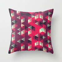 Delicious  Throw Pillow by VessDSign