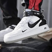 NIKE AIR FORCE 1 MID '07 LV8 UTILITY Sneakers Shoes