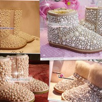 BLACK FRIDAY Sales 20% off - 4 designs of boots - Valid for 3days (28th-30th) Ask me now ^^ - ZoeCrystal