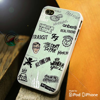 The Story So Far Art iPhone 4 5 5c 6 Plus Case, Samsung Galaxy S3 S4 S5 Note 3 4 Case, iPod 4 5 Case, HtC One M7 M8 and Nexus Case