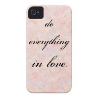 Love Case iPhone 4 Covers from Zazzle.com