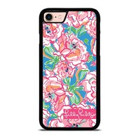 LILLY PULITZER CHARMS iPhone 8 Case Cover