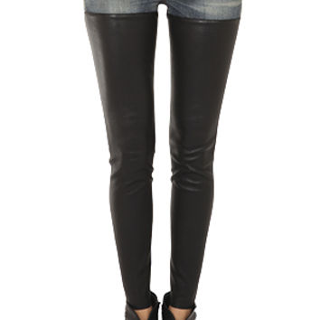 R13 Leather Chaps