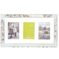 White Farmhouse Wood Collage Float Frame | Hobby Lobby | 1498310