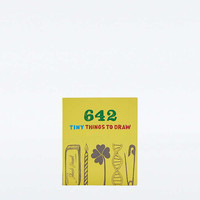 642 Tiny Things to Draw Book - Urban Outfitters