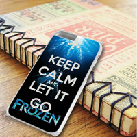 Keep Calm And Let It Go Disney Frozen iPhone 6 Plus | iPhone 6S Plus Case