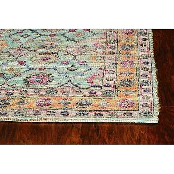 """27"""" X 45"""" Spa Jute / Polyester Rug"""