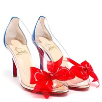 PVC Tip Pumps - CHRISTIAN LOUBOUTIN