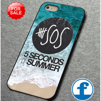 5SOS Beach Poster   for iphone, ipod, samsung galaxy, HTC and Nexus PHONE CASE