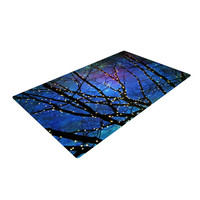 "Sylvia Cook ""Holiday Lights"" Christmas Woven Area Rug"